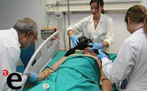 Reanimación Cardiopulmonar en el Máster en urgencias y emergencias UA