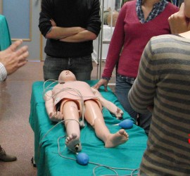 Trauma pediátrico Universidad de Alicante