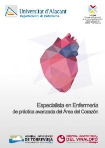 Curso Especialista en Enfermería de práctica avanzada del Área del Corazón