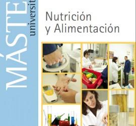 Máster Universitario Nutricion y alimentacion