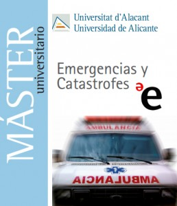 Abierto plazo de preinscripción del Máster Emergencia y Catástrofes