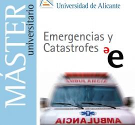 Máster Emergencias y Catástrofes UA
